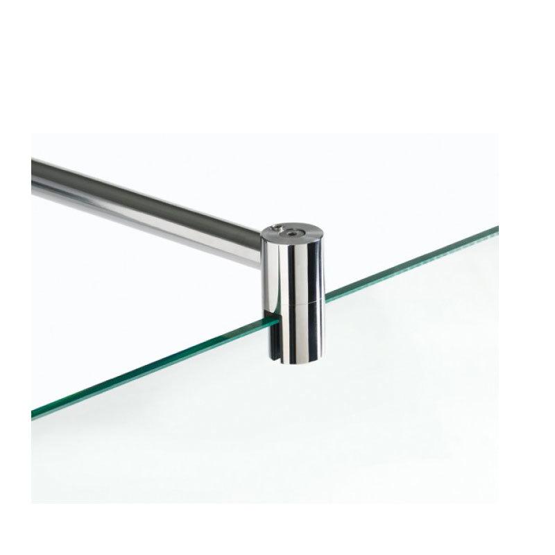 accessoires pour la douche barre de stabilisation pour pare douche verre mur. Black Bedroom Furniture Sets. Home Design Ideas